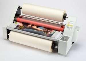 laminadora 350S